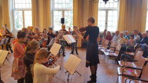 Het beginnersorkest